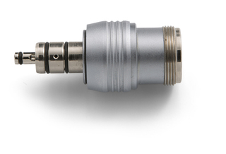 SABLE 2 Hole 360 Quick Connect Coupler - To Fit Access II & Rotamax II