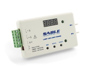 SABLE Handpiece Illumination Lamp/LED Light Control